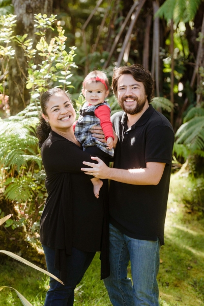 Family Photographer in Hilo and Kona